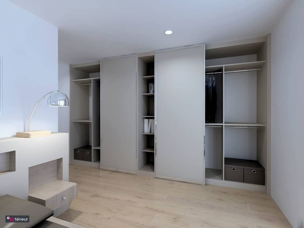 double dressing nantes l 39 int rieur architecte d 39 int rieur. Black Bedroom Furniture Sets. Home Design Ideas