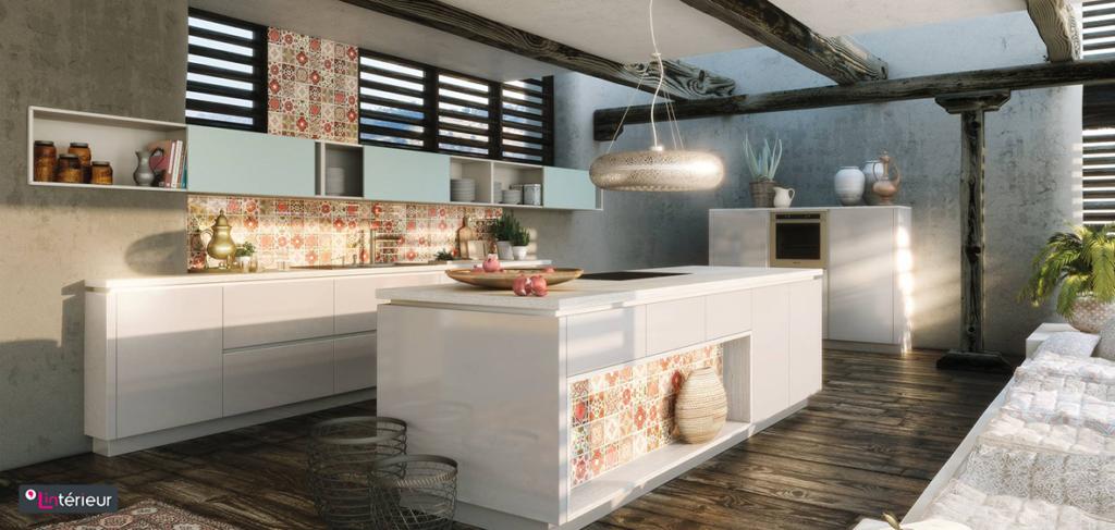 intrieure nantes cuisine loft fresh cuisine esprit loft. Black Bedroom Furniture Sets. Home Design Ideas